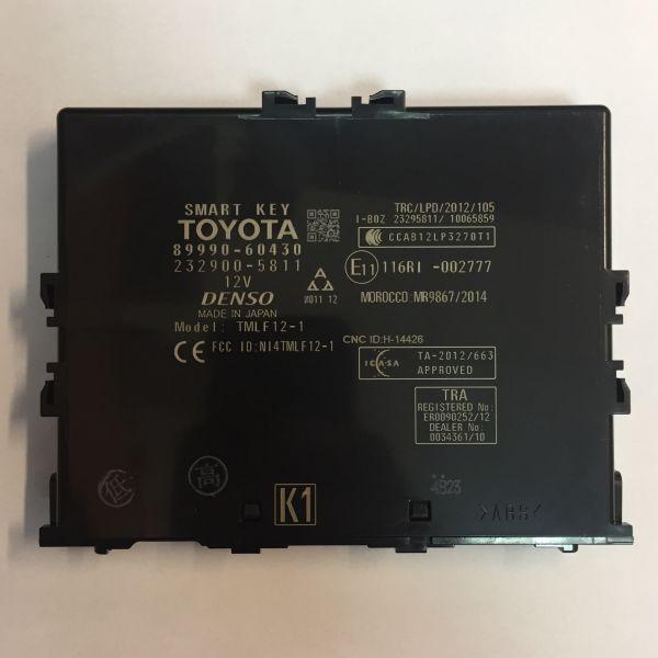 Смарт модуль для Toyota LC Prado 150 2017-