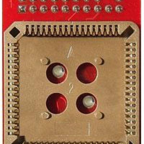 Адаптер 68HC11KA2/KA4 PLCC68