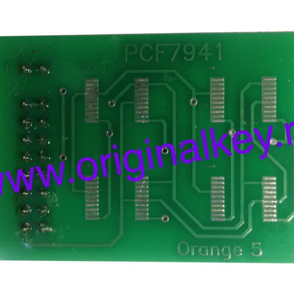 PCF7941 chip adapter