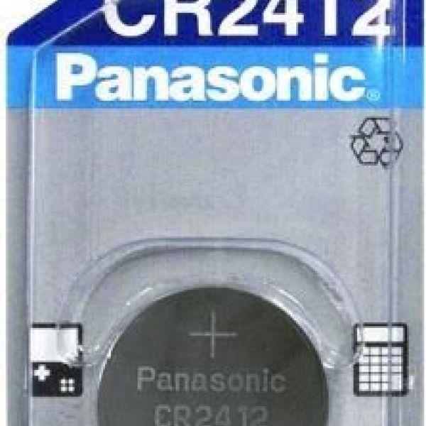 Оригинальная батарейка PANASONIC CR2412