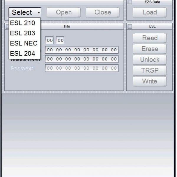 ESL/ELV EVO PROG