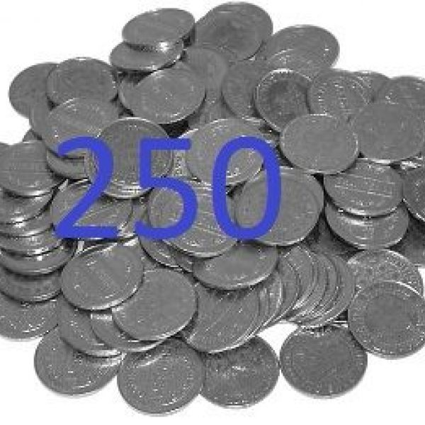 Electronic tokens 250