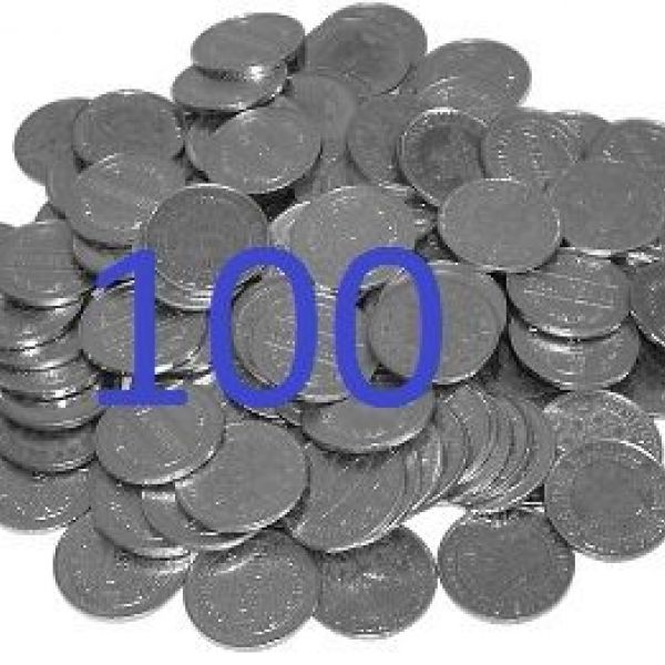 Electronic tokens 100