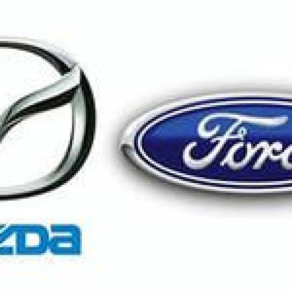 Ford/Mazda изменение даных в панели приборов