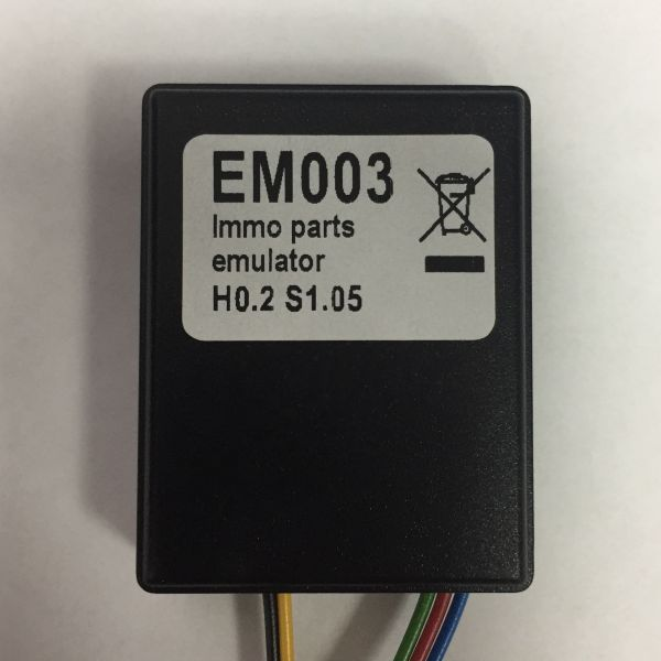 Immo Parts Emulator for VAG EM003