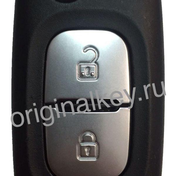 Ключ для Kangoo 2008-, Clio 2009-2014, Modus 2007-2012, Wind 2010-2013, PCF7961