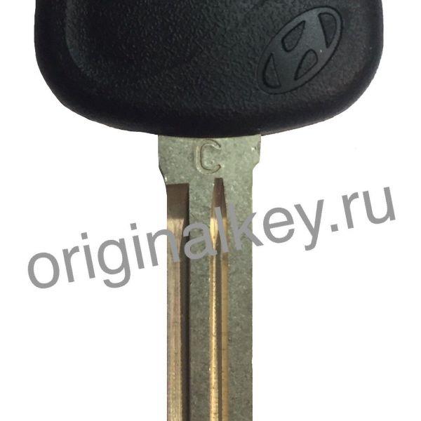 Ключ для Hyundai CM10 2009-2012, GENESIS 2008-2012, SANTA FE 2005-2012, VERACRUZ 2006-2012