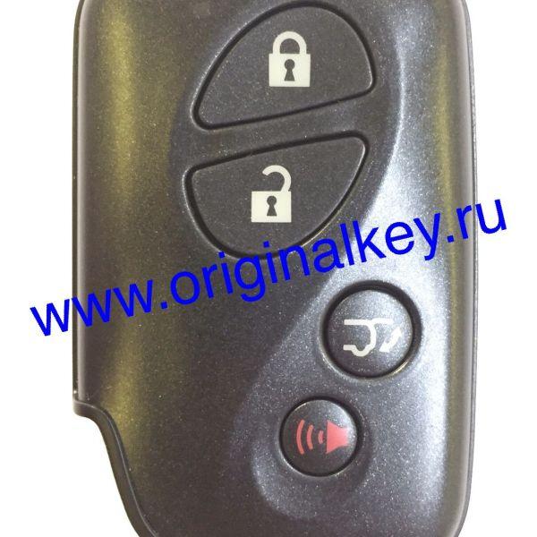 Ключ для LX570 2008-2015, HYQ14AAB/HYQ14AEM, б/у