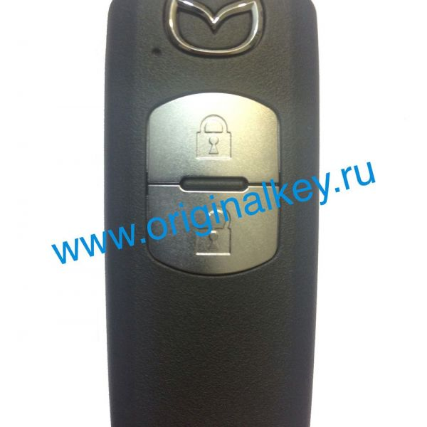 Ключ для Mazda Axela 2013-, CX-3 2015-, CX-5 2012-2016, Demio 2014-, PCF7953
