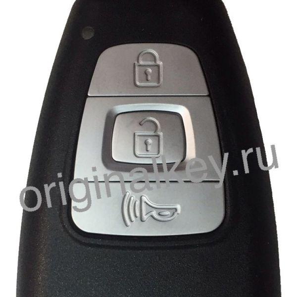 Ключ для Santa Fe 2006-2009, PCF7952