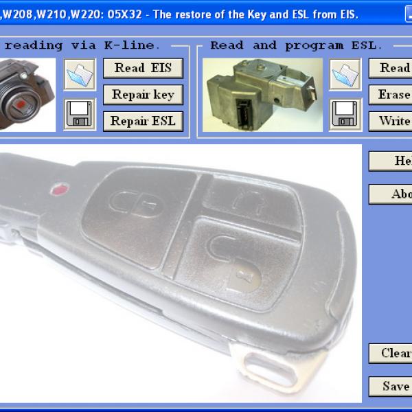 MB Key Restorer
