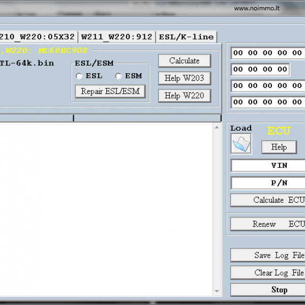 MB Keyprog Lite v.2.11