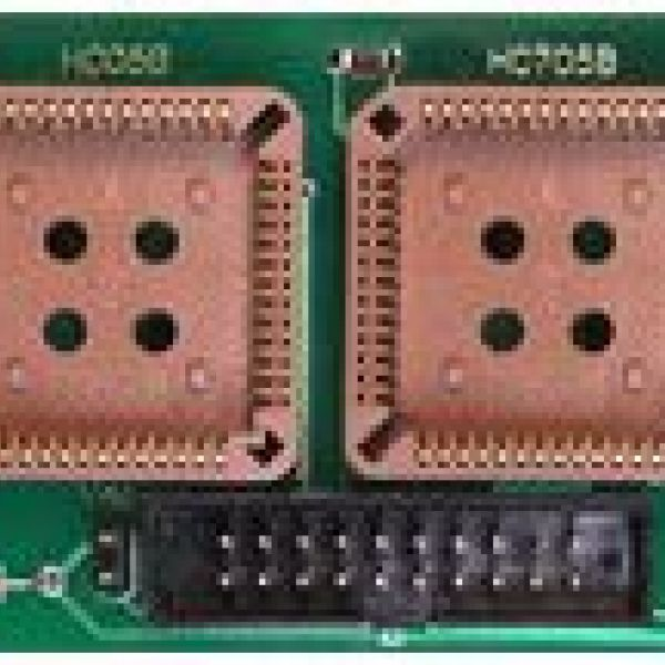 Переходник 68HC05/705B PLCC52