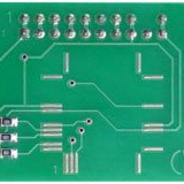 Переходник 68HC908AS60 QFP64