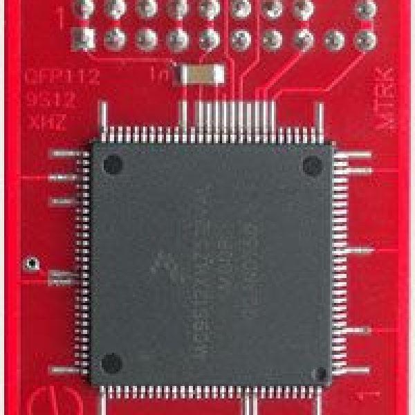 Переходник 9S12H/HZ/XHZ QFP80,QFP112