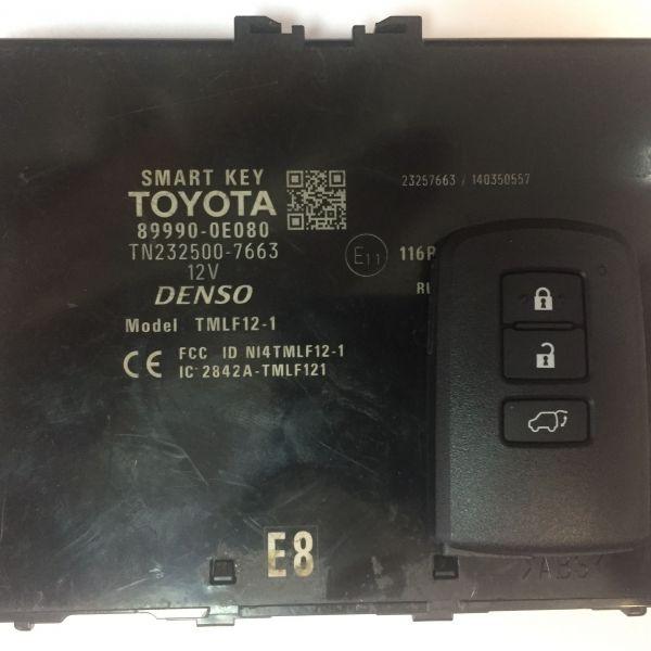 Смарт модуль для Toyota Highlander 2013-
