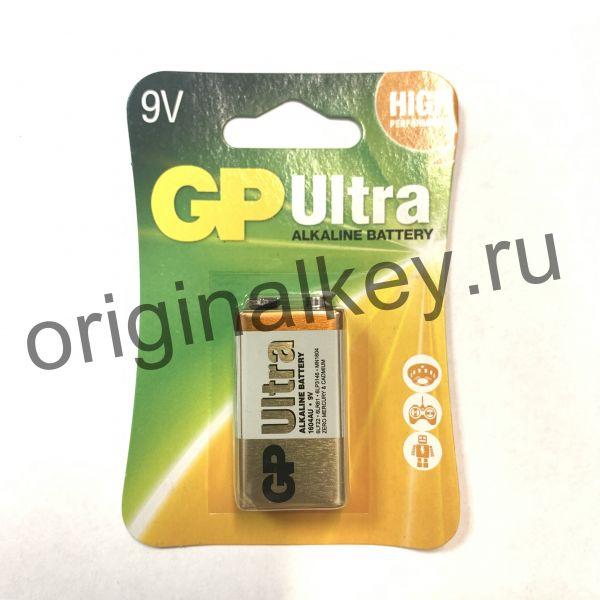 Батарейка GP Ultra. Крона