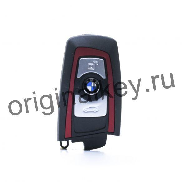 BMW F-серии (F20-F23/F25/F26/F30-F36 и т.д.), EWS5 (CAS4+), EWS4 (CAS4), 434MHz