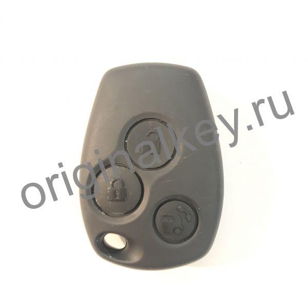 Брелок для Nissan 3-х кнопочный. Hitag AES