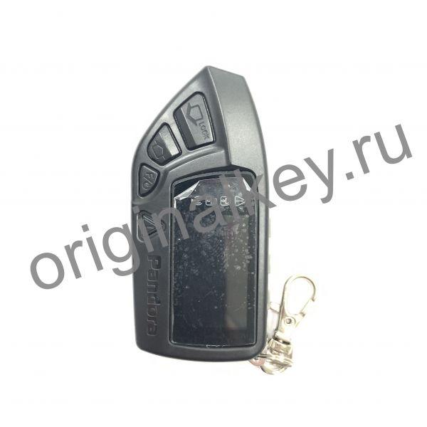 Брелок LCD DXL 650 black 5000 PRO для сигнализации Pandora