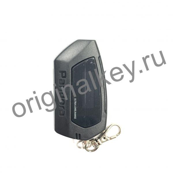 Брелок LCD D010 black v.3  для сигнализации Pandora