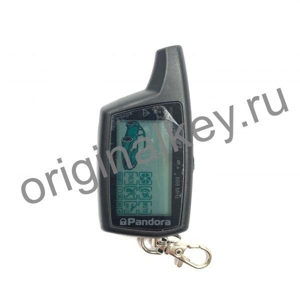 Брелок LCD D074  DXL для сигнализации Pandora