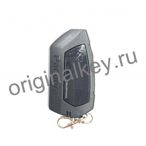 Брелок LCD D174 black DXL для сигнализации Pandora