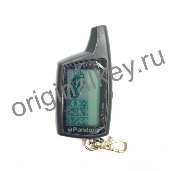 Брелок LCD DXL 0745 black  для сигнализации Pandora