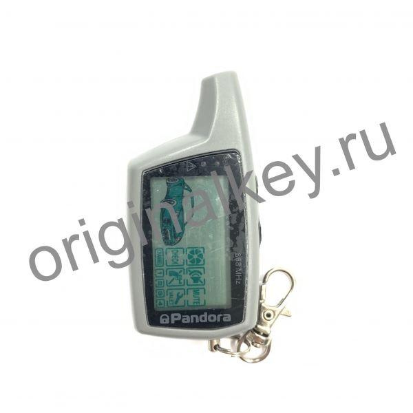 Брелок LCD DXL 077 Grey для сигнализации Pandora