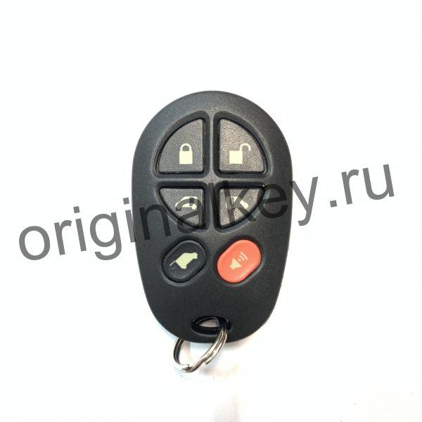 Брелок центрального замка для SIENNA 2006-2010, GQ43VT20T, 6 Buttons