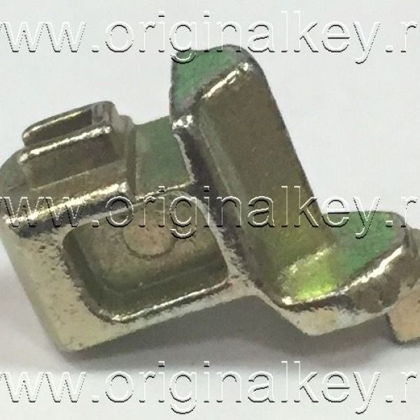 Detail for repairing the BMW E 39 ignition switch