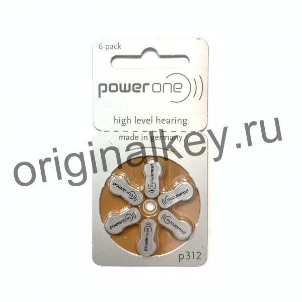 Элемент питания POWERONE P312