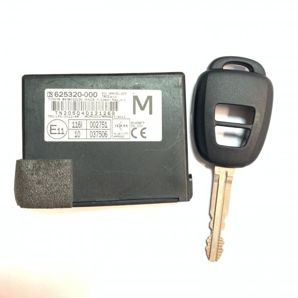 Immobilizer with transponder for Toyota Corolla 2016-, Auris / Auris Hybrid 2012-