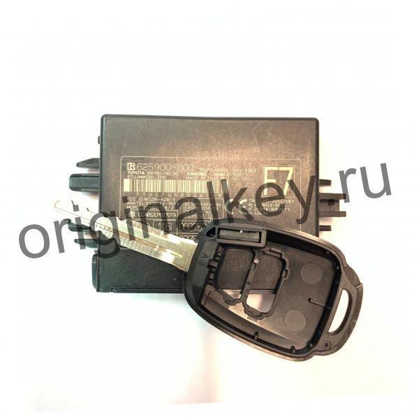Иммобилайзер с чипом для Toyota Hilux 2016-