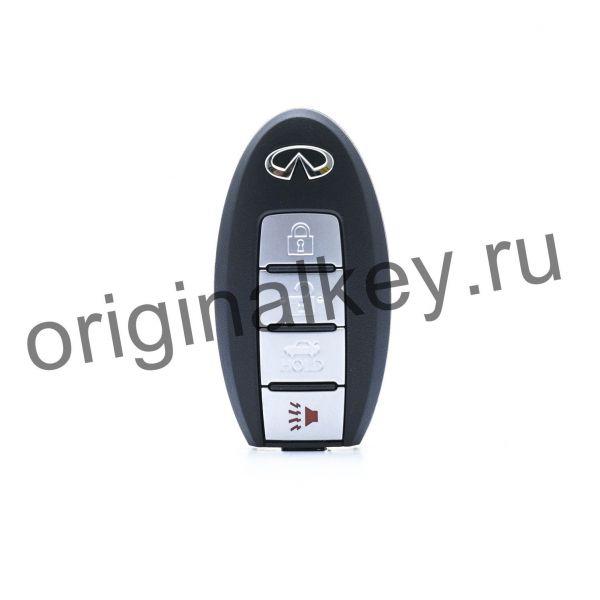 Ключ для Infiniti Q60/G COUPE (CV36) 2007-2016, Q60/G CONVERTIB (HV36) с 03.2009-, Q40/G SEDAN (V36) 2006-2015