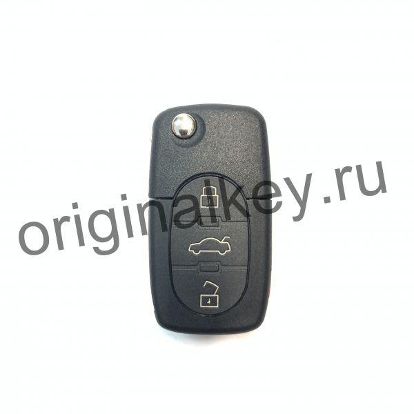 Ключ для Audi A6, TT, 315 Mhz