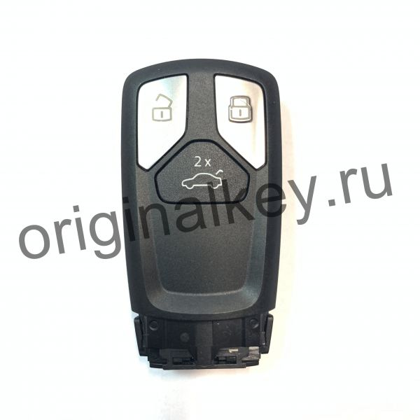 Key for Audi Q7 2016-, 434 Mhz. 4M0.959.754.AT
