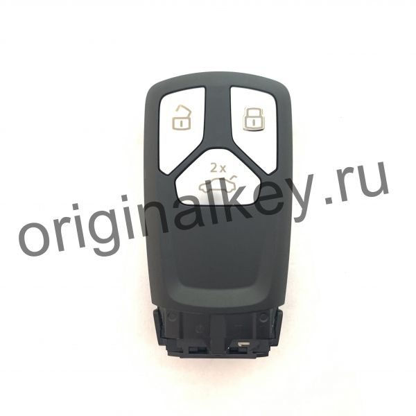 Key for Audi Q7 E-tron 2016-, 434 Mhz. 4M0.959.754.BF