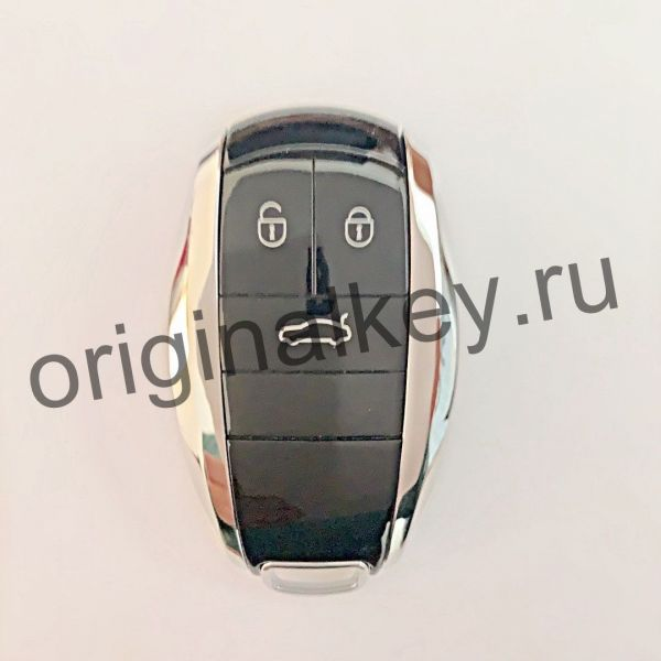 Ключ для Bentley Continental GT 2017-