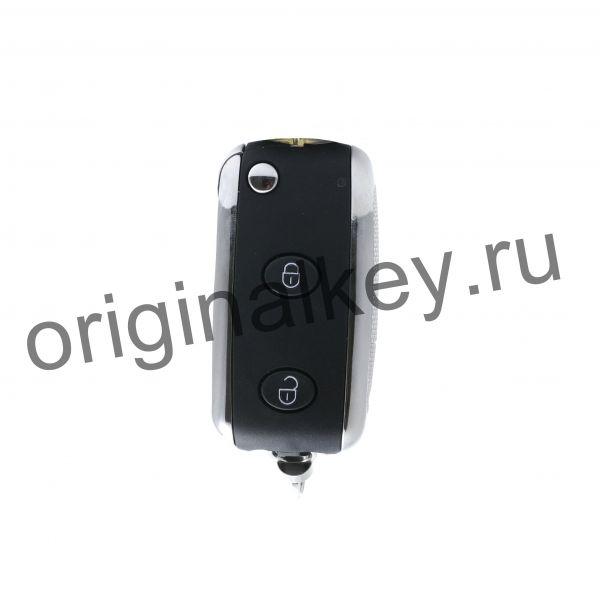 Ключ для Bentley Continental GT, Continental Flying Spur, Keyless Go, 315MHz, PCF7945AC