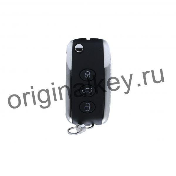 Ключ для Bentley Continental GT, Continental Flying Spur, Keyless Go, 433 Mhz, PCF7943