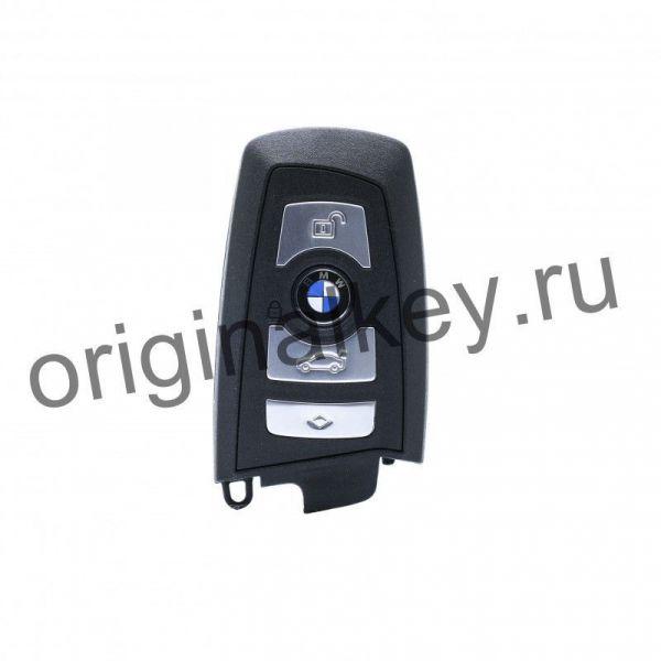 Ключ для BMW F-кузов, EWS5 (CAS4+), HUF5661, 858 Mhz