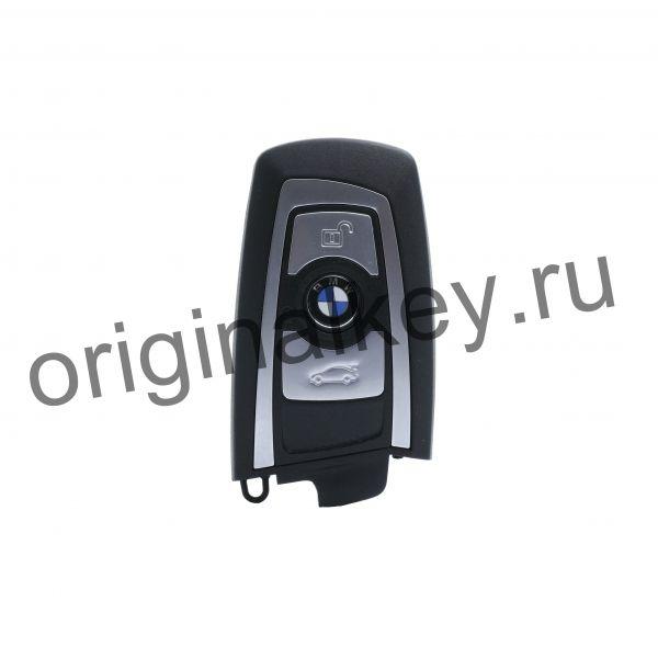 Ключ для BMW F-серии (F20-F23/F25/F26/F30-F36 и т.д.), EWS5 (CAS4+), EWS4 (CAS4), 434MHz