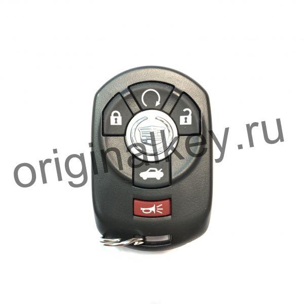 Ключ для Cadillac STS 2005-2007, 315 Mhz, Driver 1
