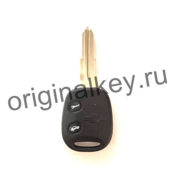 Ключ для Chevrolet. Профиль DWO5.