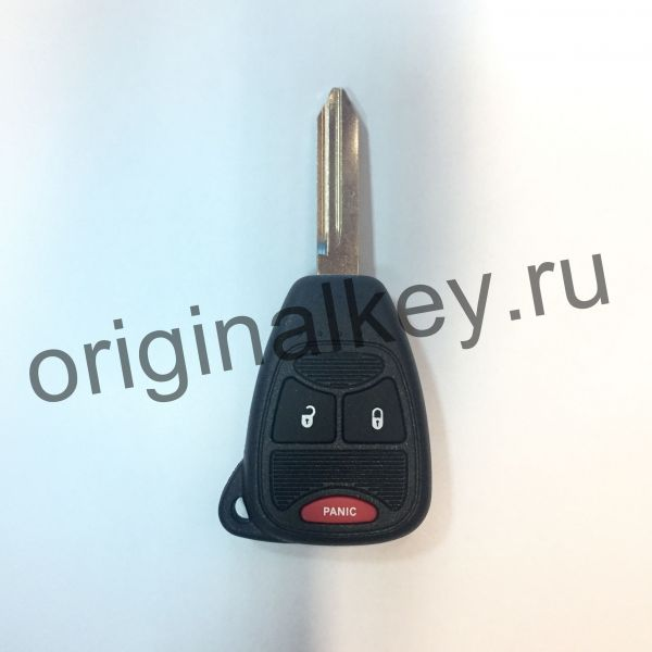 Ключ для Chrysler Town&Country 2004-2007, Dodge Caravan и Grand Caravan 2004-2007