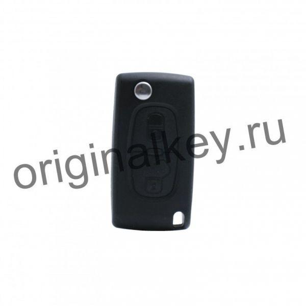 Ключ для Citroen Berlingo 2009-, PCF7941, VA2