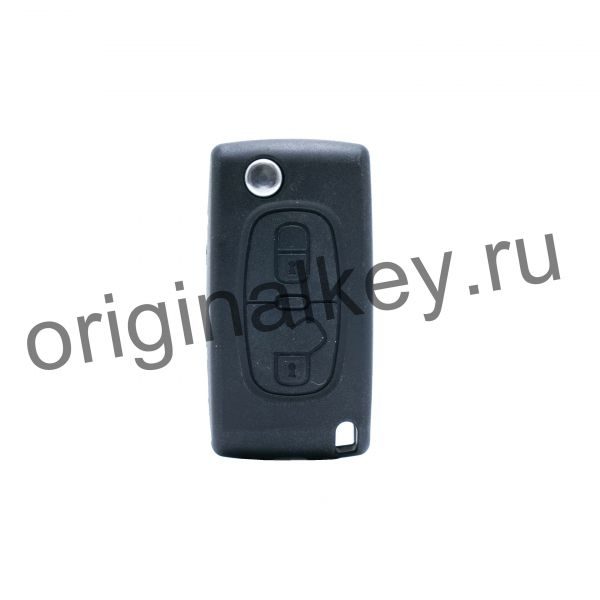 Ключ для Citroen C3 2009-2014, C4 2009-, C3 Picasso 2003-2008, PCF7941, VA2