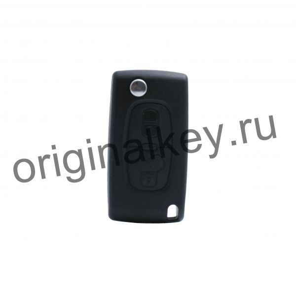 Ключ для Citroen C8 2006-2009, Dispatch 2006-2009, Jumpy 2008-2009, PCF7941, HU83