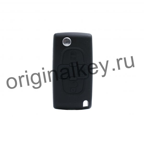 Ключ для Citroen C8 2008-2014, PCF7941, HU83